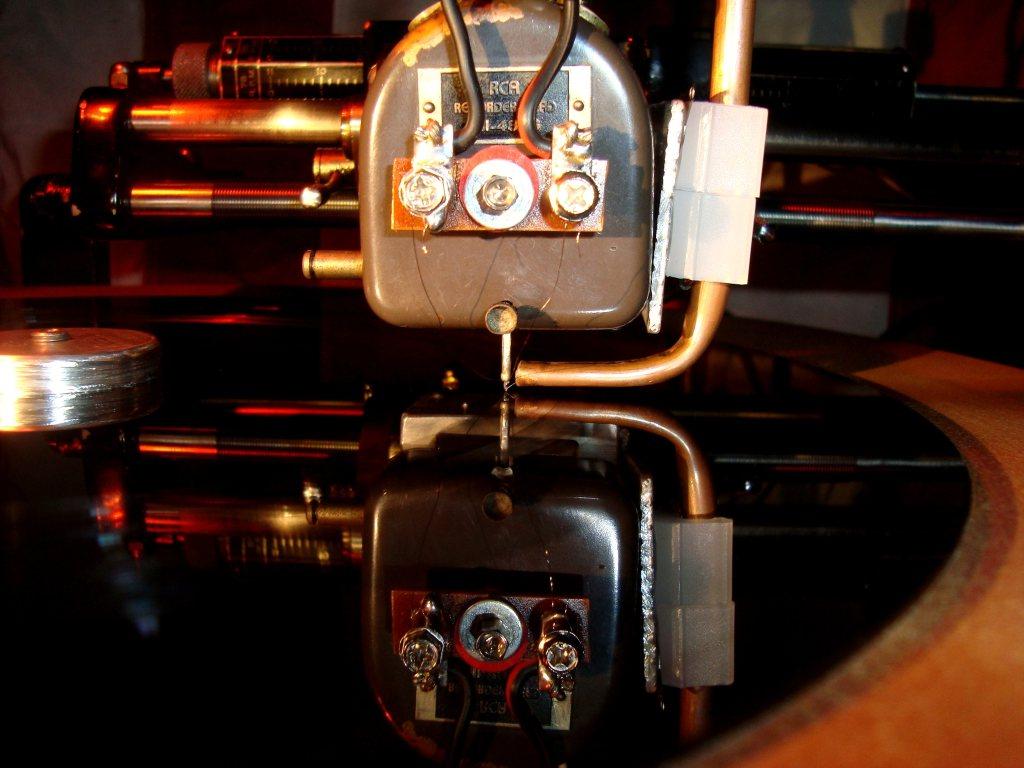 RCA Monophonic Magnetic Cutterhead
