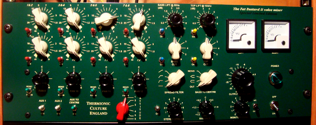 Thermionic Culture Custom Green Fat Bustard