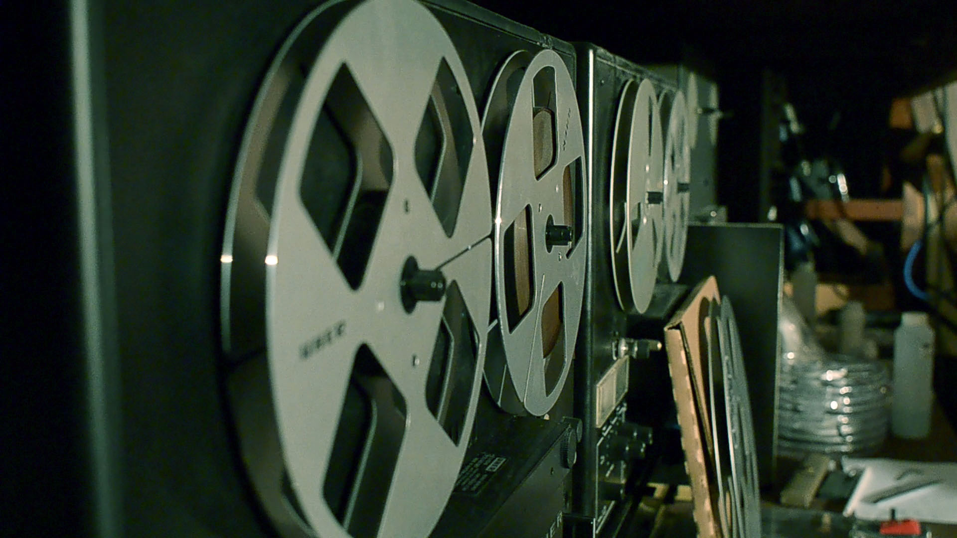 Reel to Reel Decks