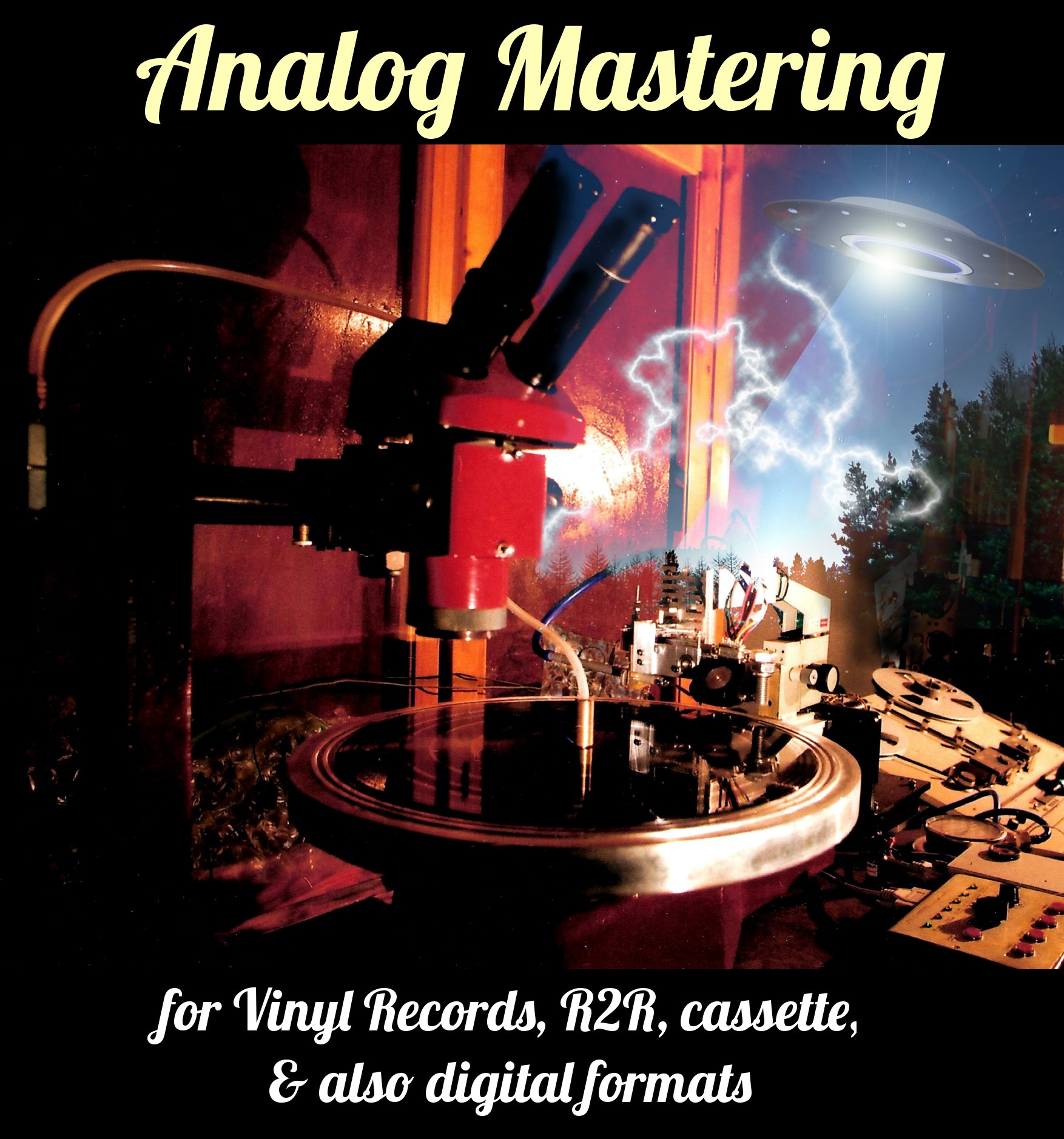 Magnetic Fidelity | Analog Mastering